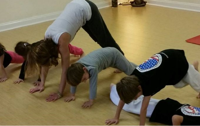Yoga and Mindfulness for Children